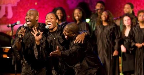 Alabama Góspel Choir se presenta en la Casa de la Cultura de Almuñécar