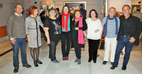 Almuñécar acoge la exposición colectiva 'Colores de Navidad' de Arte-Sur.png