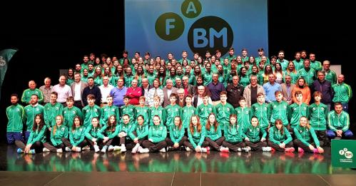 Almuñécar acoge la puesta de gala de las Selecciones de Formación de la Federación Andaluza de Balonmano