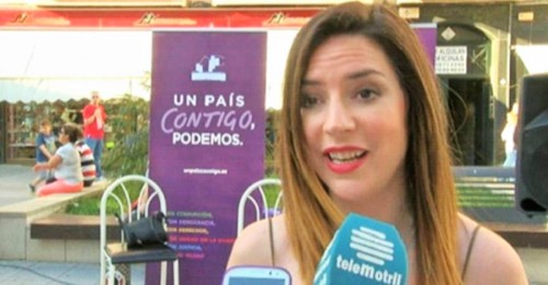 Ana Terrón_Diputada de Podemos