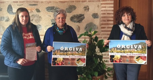 Órgiva se convertirá en el mejor escaparate gastronómico de la Alpujarra durante todo el puente