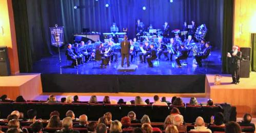 Concierto de Navidad de la Banda Municipal de Música de Almuñécar