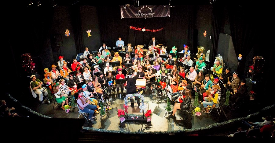 Concierto Disney de la Banda de Música de Salobreña