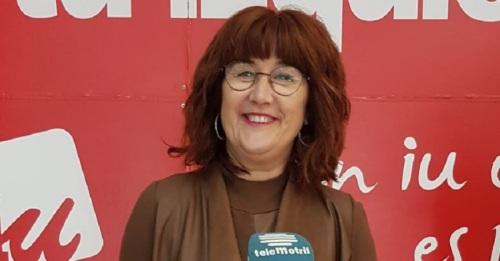 Daniela Paqué, portavoz del Grupo Municipal de Izquierda Unida en Motril