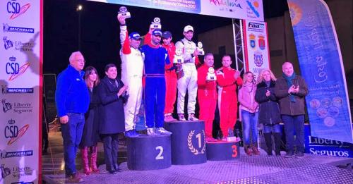 Eizmendi-Sanjuan triunfan en la primera edición del Rallye Costa Tropical_