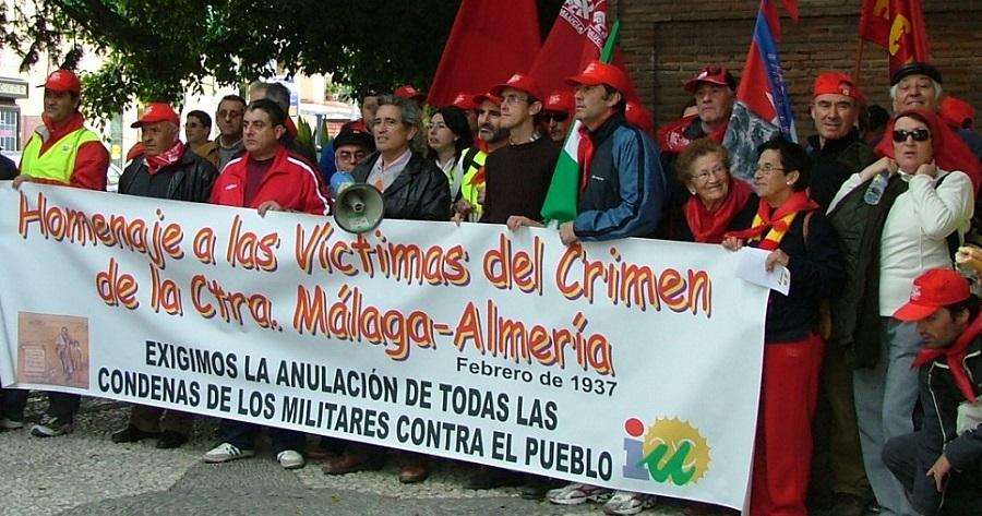 El Ayuntamiento de Almuñécar aprueba, con el voto en contra el PP, conmemorar La Desbandá