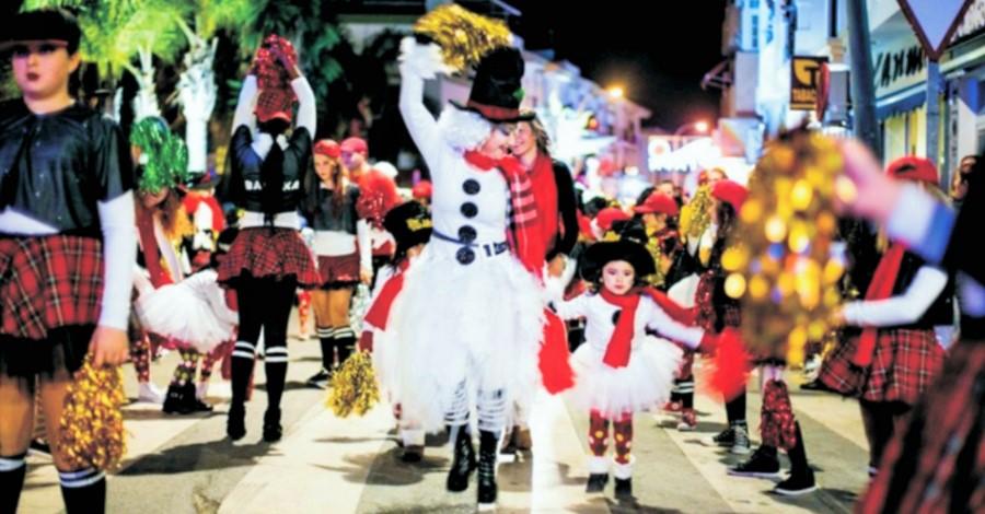 El área de Fiestas de la Villa presenta una programación especial de Navidad