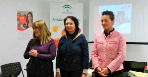 El CADE de Salobreña acoge una acción formativa dirigida a favorecer el empoderamiento de la mujer rural (2)