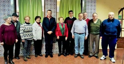 El Centro de Participación Activa de personas mayores de Motril renueva su Junta de Gobierno