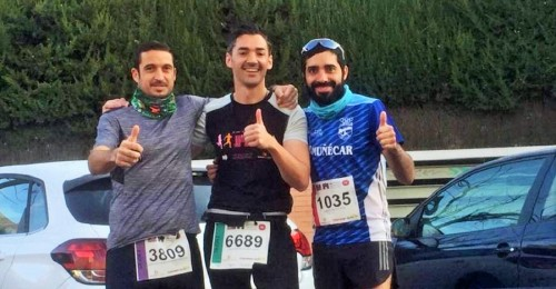 El Club Atletismo Sexitano en la Media Maratón de Córdoba