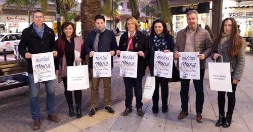 El Partido Popular realiza su XII Campaña 'Yo Compro en Motril'