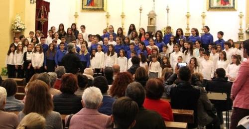 Iglesia de la Encarnación de Almuñécar_Coros infantiles
