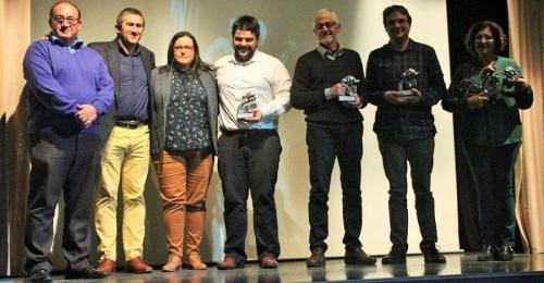 La Compañía Taller Teatro de Salobreña gana el VIII Certamen Nacional de Teatro de Almáchar