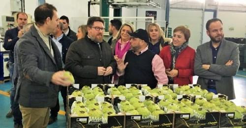 La Consejería de Agricultura impulsa con 3,6 millones de euros la modernización de pymes agroalimentarias de Granada