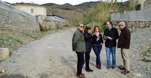 La Junta concluye el año con la limpieza de 40 ramblas de la cuenca mediterránea