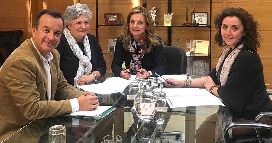 La Junta reitera al Ayuntamiento de Órgiva su compromiso con el hospital de alta resolución