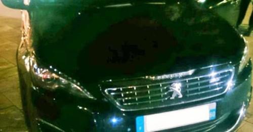 La Policía Local de Almuñécar detiene a un conductor francés por presunta falsedad documental y robo de vehículo
