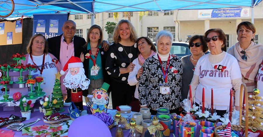 La XII Feria de Asociaciones y ONG destaca la labor de los voluntarios en el Día Internacional del Voluntariado