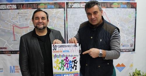 La XXX edición de la San Silvestre motrileña ultima sus preparativos
