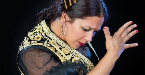 María Gómez 'La Canastera' y 'Niño Carmelo' presentan el espectáculo 'Navidad Flamenca'