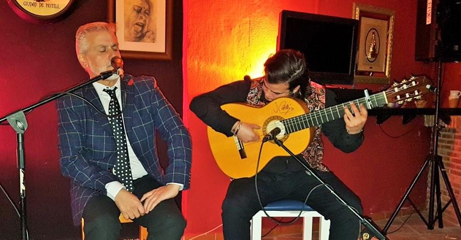 Motril_Flamenco_Julio Fajardo habló bien el cante