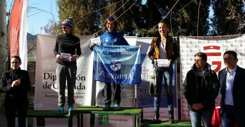 Participación del Club Atletismo Sexitano enla VI Edición del CxM Cenes de la Vega Ruta de los Neveros