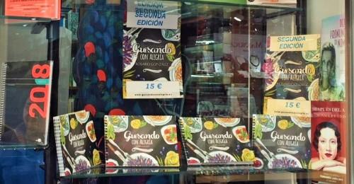 Rosario González lanza la 2ª edición de 'Guisando con alegría'