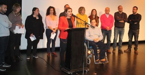Salobreña destaca el papel de los familiares en la conmemoración del Día Intl. de las Personas con Discapacidad