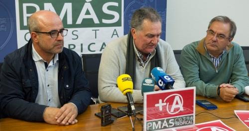 Se presenta un nuevo partido político de ámbito comarcal, 'Más Costa Tropical_