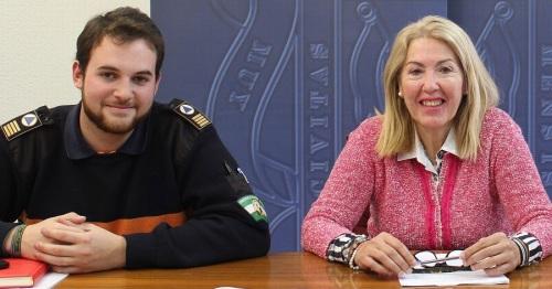 Un servicio extraordinario de Protección Civil colaborará con el 112 y 061 hasta la noche de Reyes, informa Escámez