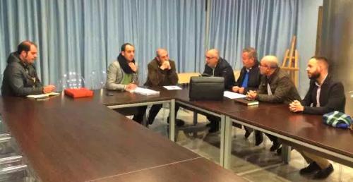 Acuerdo en las alegaciones al proyecto de las conducciones de Béznar-Rules