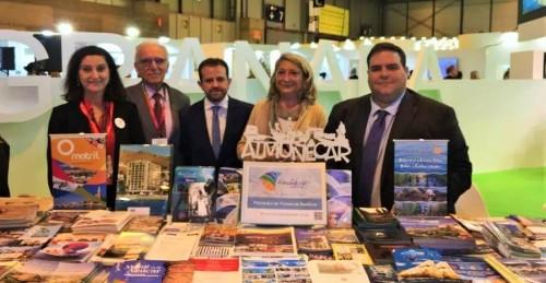 Almuñécar presenta su proyecto de bono turístico en Fitur