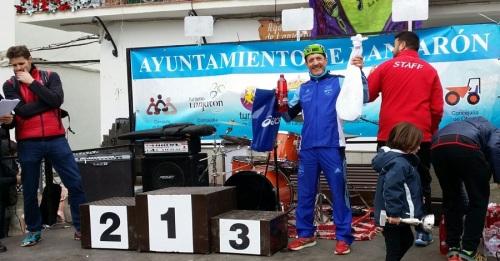 Crónica de Manuel Alonso de la participación del Club Atletismo Sexitano enla III Edición del Trail Lanjarón Cañón