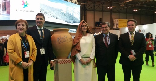 Digitalización y las redes para enriquecer la oferta turística de Granada y ganar visibilidad, apuesta de la Junta en Fitur