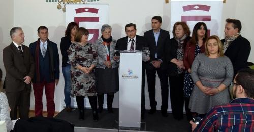 Diputación arranca 2018 con una inversión de 38 millones en carreteras y equipamientos municipales