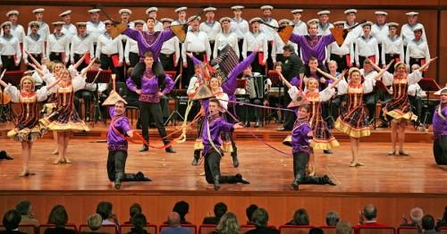 El Coro, Ballet y Orquesta del Ejército Ruso se presenta este martes en la Casa de la Cultura de Almuñécar