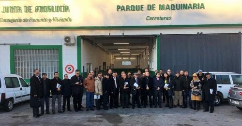 El Gobierno de Túnez se interesa por el modelo de gestión de carreteras autonómicas en Granada.jpg