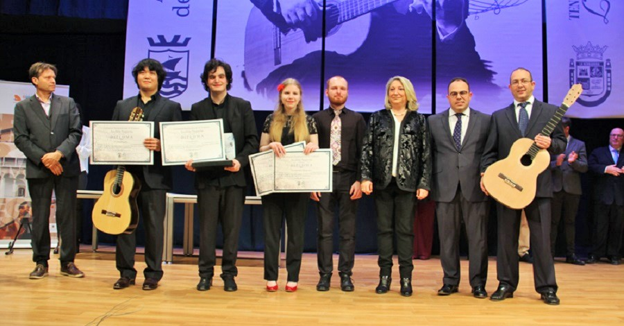 El portugués Joaquim Santos Simoës gana el 'Andrés Segovia' en su 33ª edición