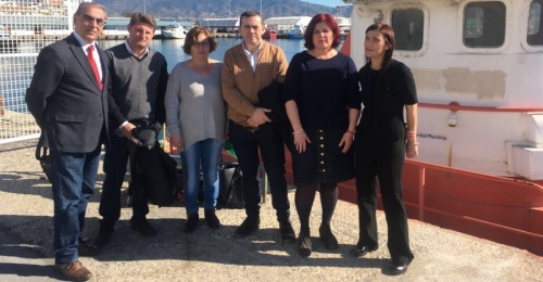 El PSOE reivindica al Gobierno que mejore las condiciones del Centro Temporal de Inmigrantes de Motril