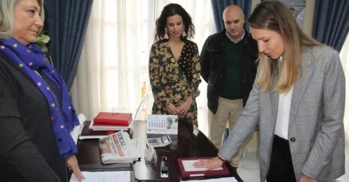 Eva Garrigosa Mendoza nueva Técnico de Gestión Tributaria y Recaudación en el Ayuntamiento de Almuñécar