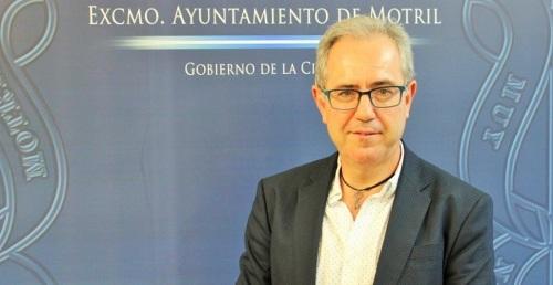 Foto de archivo del concejal de Cultura, Francisco Ruiz