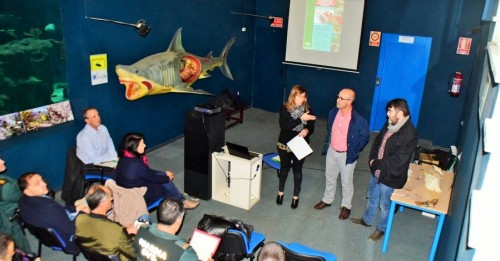 La Junta ofrece formación para reforzar la conservación de especies protegidas del litoral