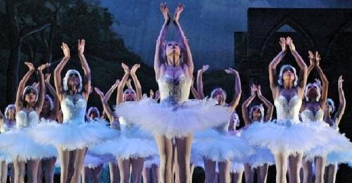La Royal Russian Ballet presenta en Almuñécar 'El Lago de los cisnes'