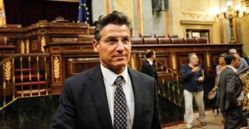 Luis Salvador, diputado de Ciudadanos por Granada