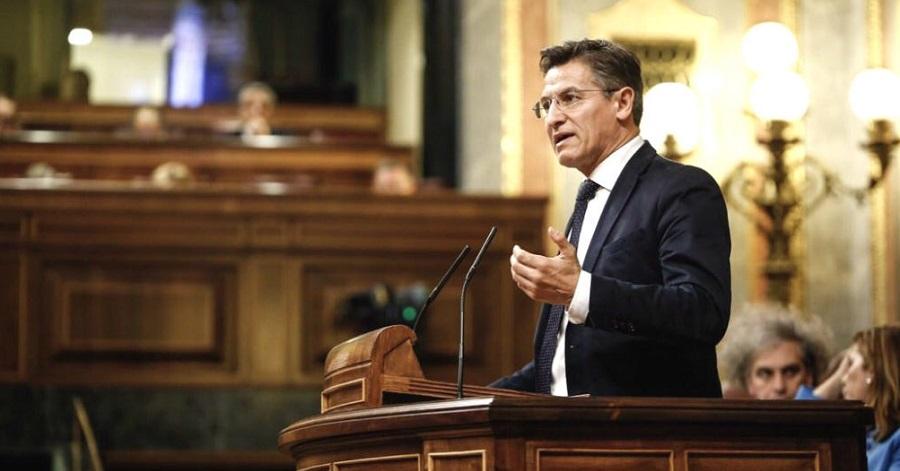 Luis Salvador, diputado por Granada de Ciudadanos