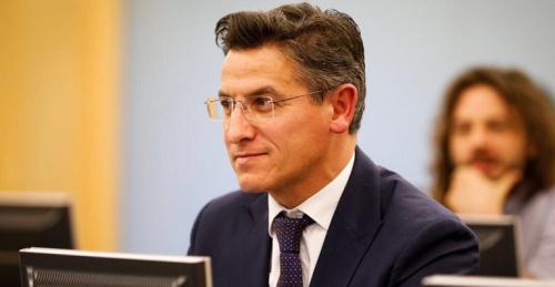 Luis Salvador, portavoz provincial de Ciudadanos en Granada y diputado nacional en el Congreso