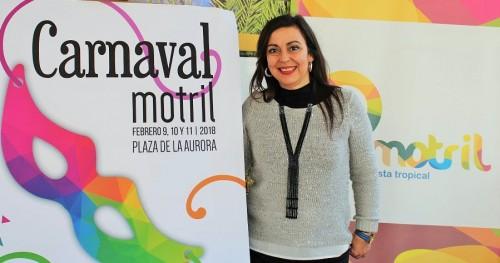 Motril se prepara para el Carnaval con muchas ganas de fiesta y un nuevo escenario en la plaza de la Aurora
