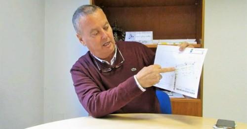 Para los Andalucistas los 180.000 euros de la remodelación del Paseo del Altillo supone un despilfarro de dinero público
