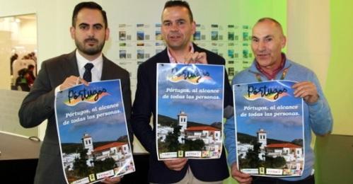Pórtugos, primer municipio accesible de España para personas ciegas a través de un sistema de balizas inteligentes