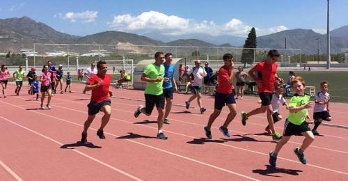 Salobreña recupera los 'Juegos Escolares de Atletismo en Pista'